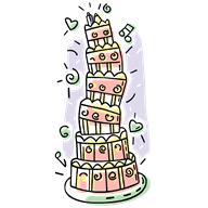 pisa cake